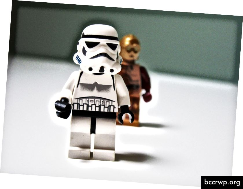 Põhimõtteliselt kloonisõjad. Foto autor: Tere, ma olen Nik saidil Unsplash