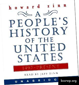 Privaloma perskaityti visiems, norintiems naujai pažvelgti į JAV istoriją iš įprastų žmonių POV