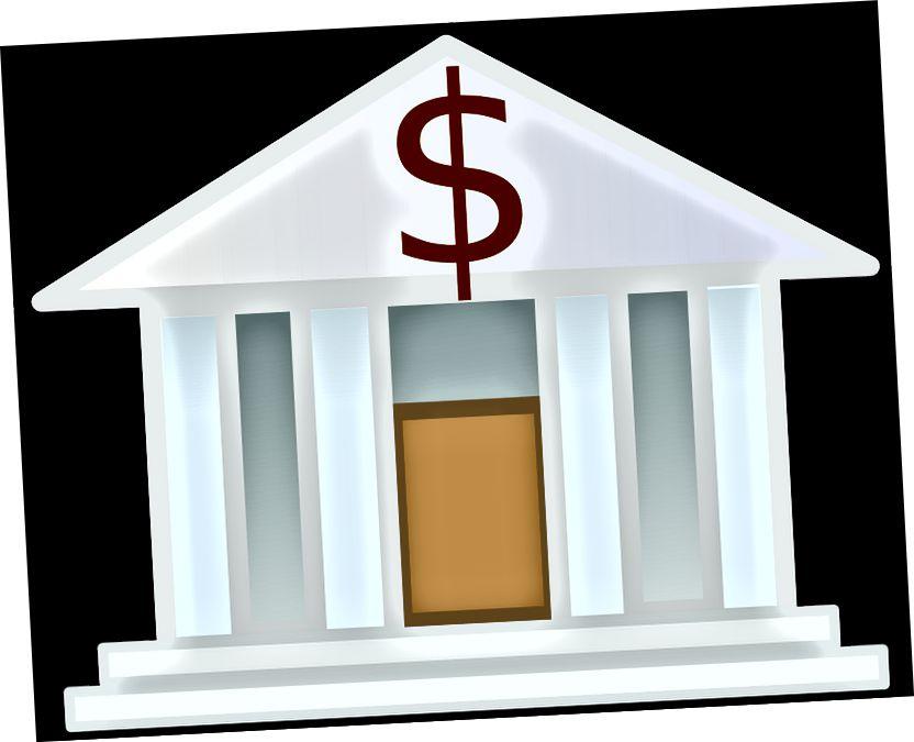 Peamine erinevus - panga bilanss vs ettevõtte bilanss