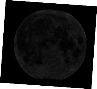 الفرق بين اكتمال القمر والقمر الجديد