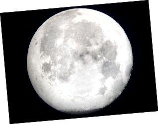 Full Moon vs نيو مون