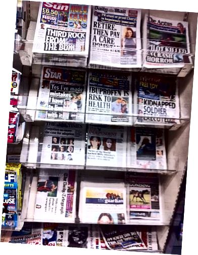 Tabloid vs Broadsheet