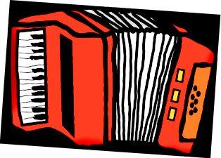 Erinevus akordioni ja Concertina vahel