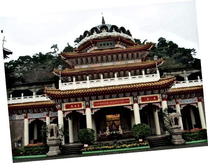 Forskjellen mellom konfucianisme og taoisme