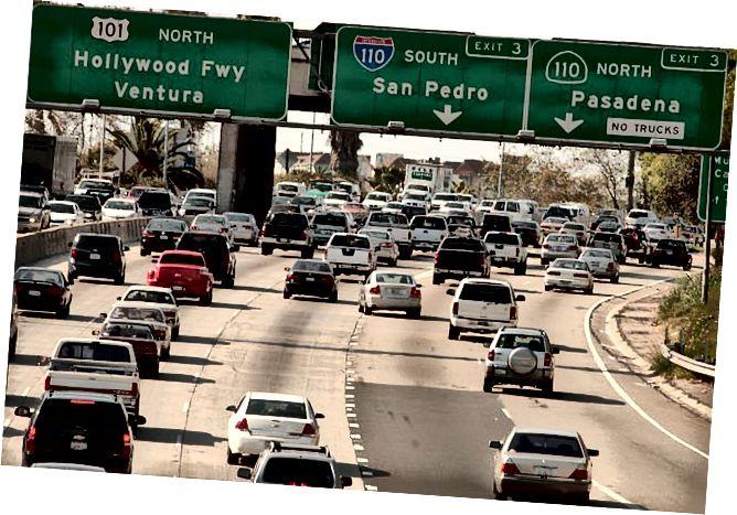Autopista vs autopista