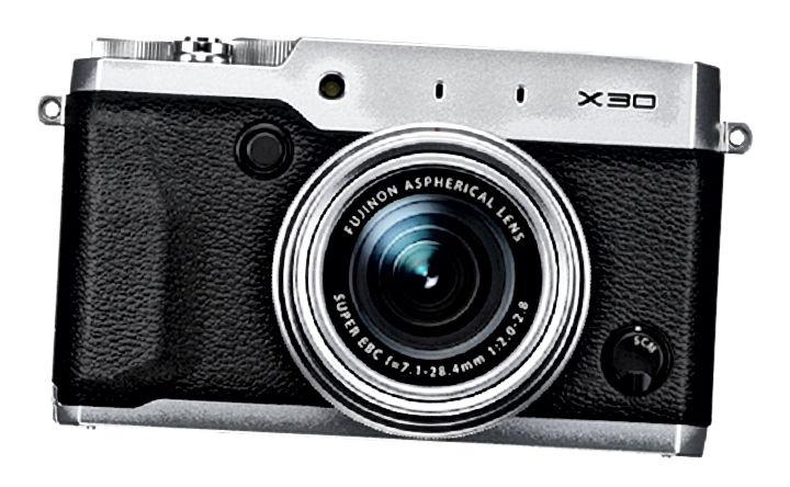 Atšķirība starp Fuji X30 un Sony RX100