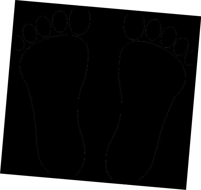Starpība starp kājām un pēdu
