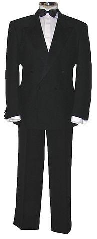 Κοστούμι vs Tuxedo
