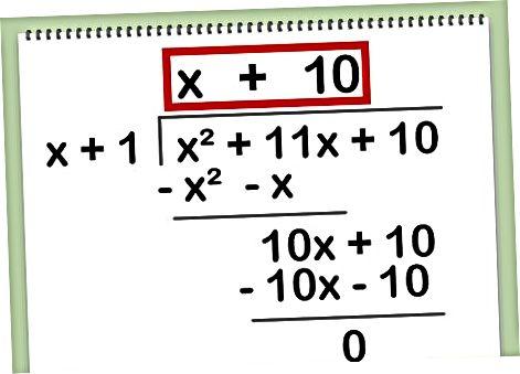 Uzoq polinomial bo'linishdan foydalanish [4] X Tadqiqot manbasi