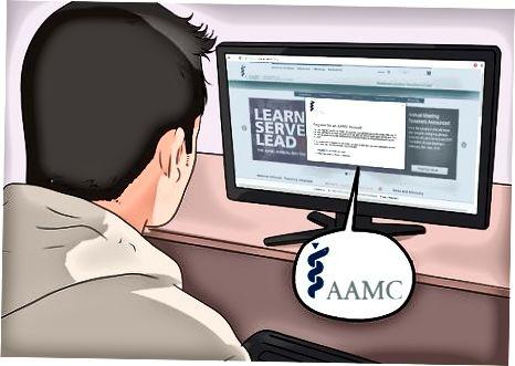AAMC, AACOM, AMCAS va AACOMAS bilan tanishing