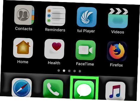 Pada iPhone dan iPad