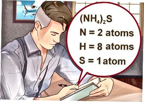 Molekulyar massani hisoblash