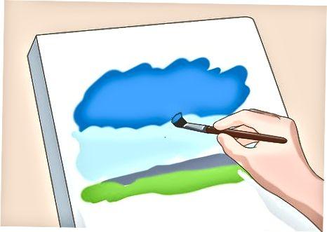 Ustvarjanje veziva Art