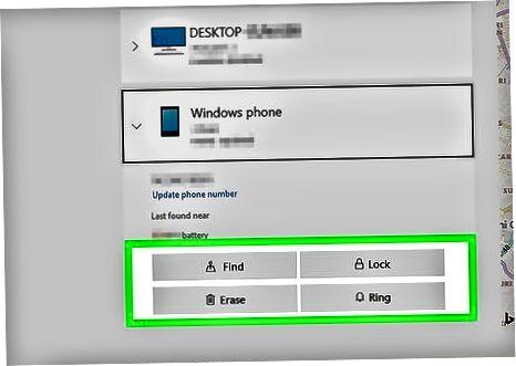 O'g'irlangan Windows Phone-ni o'chirish