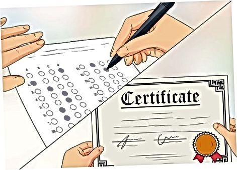 Muqobil sertifikat bilan o'qituvchi bo'lish