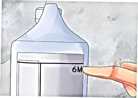 Eritma formulasini hisoblash