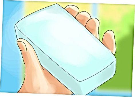 Izrada čarobnih gumica za čišćenje