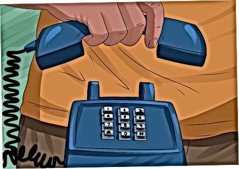 Telefonda scammers bilan qanday muomala qilishni bilish