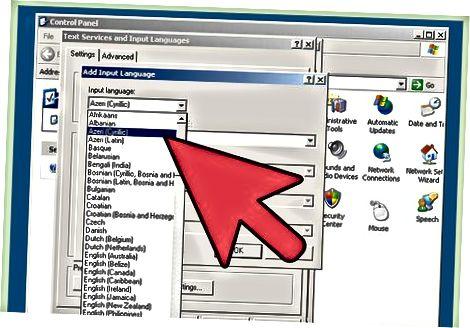 """Suaktyvinkite kirilicos palaikymą sistemoje """"Windows 2000"""""""