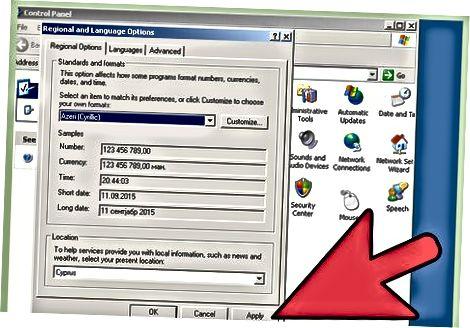 Gníomhaigh Tacaíocht Choireallach i Windows 2000