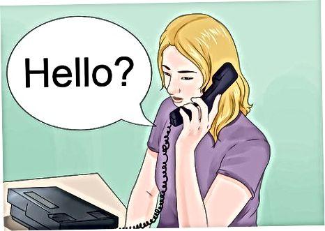 Shaxsiy telefoningizga javob berish