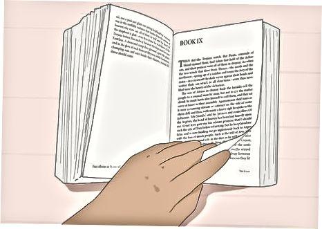 Ettevalmistus lugemiseks