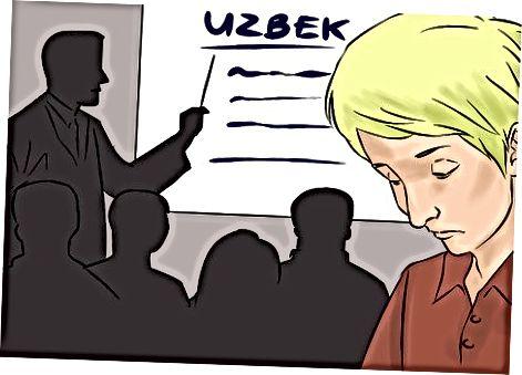 Usbekistani tundmaõppimine