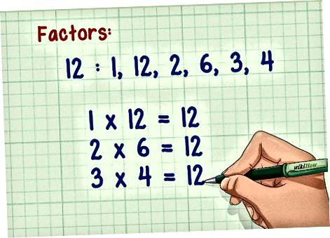 Faktoring sonlari va asosiy algebraik ifodalar