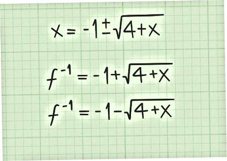 Kvadrat formuladan foydalanish
