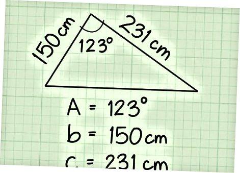Trigonometriyadan foydalanish