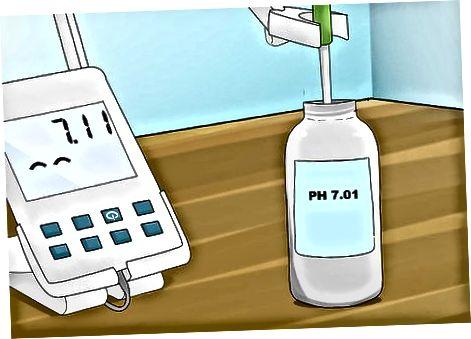 Sizning pH o'lchagichingizni sozlash