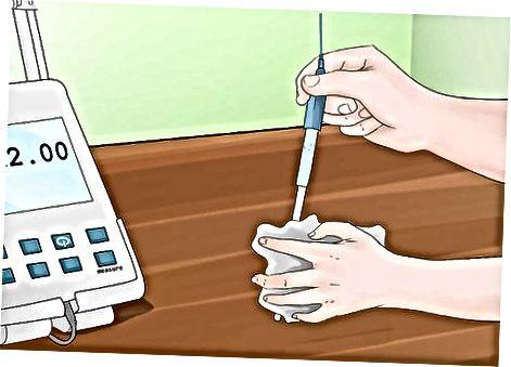 Sizning pH o'lchagichingizdan foydalanish