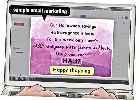 Elektron pochta orqali marketing