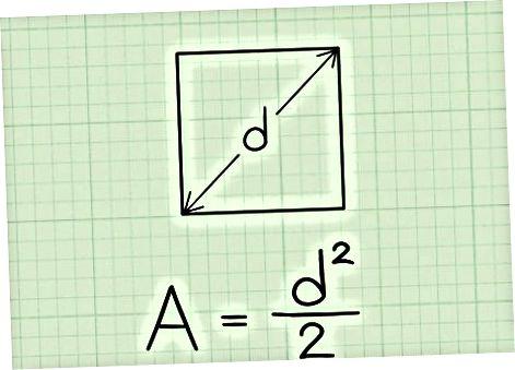 Ma'lum diagonaldan foydalanish