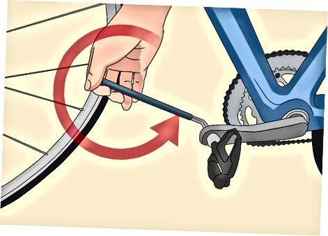 Heal kaliti bilan pedallarni echib olish