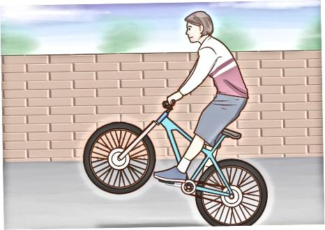 BMX Barspin bilan shug'ullanish