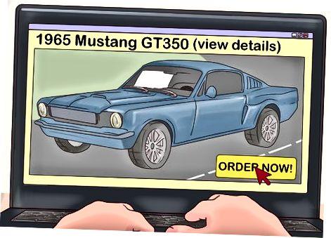 Vintage Mustang Onlayn sotib olish