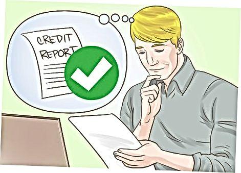 Kredit hisobingizni tozalash