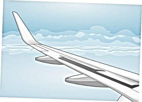 Standartinio A320 šeimos orlaivio identifikavimas
