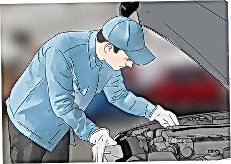 Avtomobilni jismoniy zarar uchun tekshirish