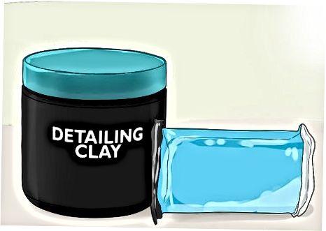 Detailing Clay-dan foydalanish