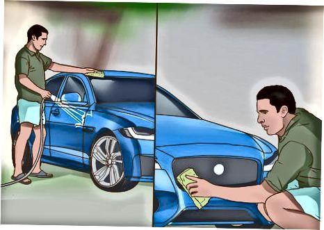 Avtomobilni yuvish