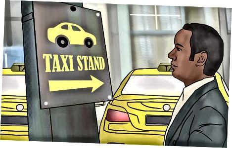 Taksi tanlashda aqlli qarorlar qabul qilish