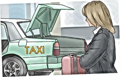Taksi olayotganda firibgarlardan qochish