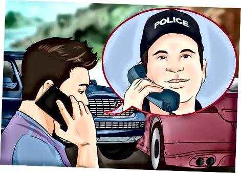 Ringer til politiet