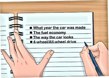 Potensial avtomobilləri daraltmaq