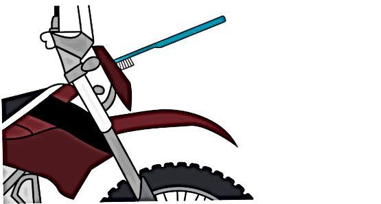 Motosiklingizni oldindan tozalash