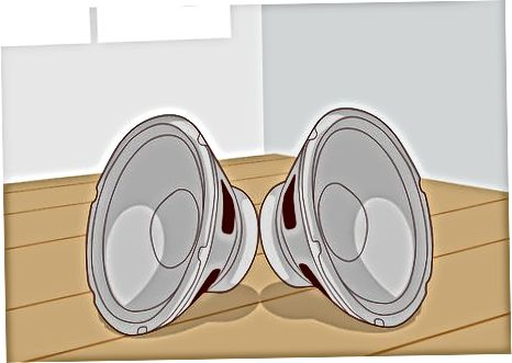 Nadgradnja govornikov