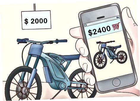 Kirli velosiped uchun xarid