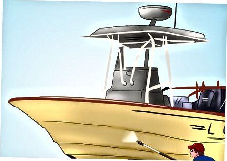 Comprant el vaixell
